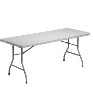 grått bord