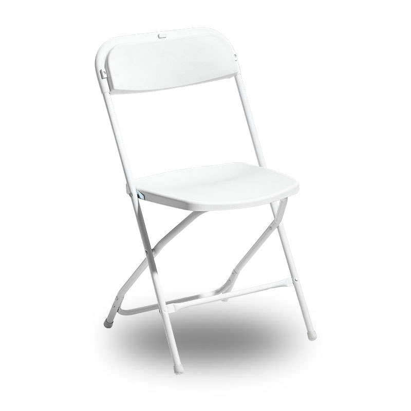 vit stol