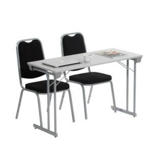 utbildningsbord och stolar