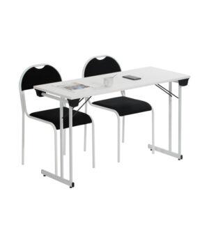 paket med bord och stolar